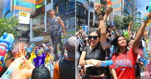 오늘(7일)과 내일, '젊음의 거리' 신촌에서 '물총 축제' 열린다