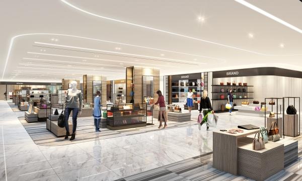 현대百 천호점 수입의류·여성캐주얼 전문관 리뉴얼 오픈