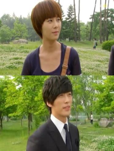 '훈남정음' 남궁민X황정음 여전한 케미...7년전 그때 그 모습은?