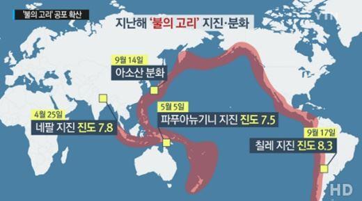일본 지진으로 인천 지진 발생…한반도 더 이상 지진 안전지대 아니다