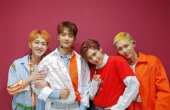 예스24 6월 2주 음반 판매 순위 샤이니 비투비 워너원 방탄소년단 트와이스