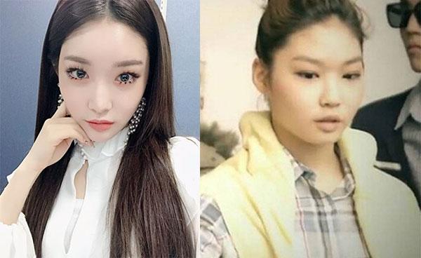 `복면가왕` 청하, JYP 연습생 시절과 지금 모습 비교해보니… 아름다워