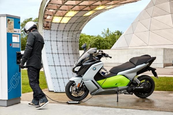 BMW 모토라드, 전기 스쿠터 뉴 C 에볼루션 본격 출시