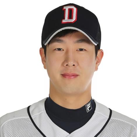 """""""박건우 웃는 모습 예쁘다""""...박기량이 선택한 `가장 잘생긴 야구선수` 상위권"""
