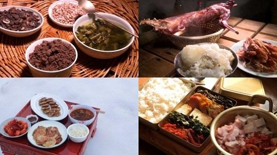 `한국인의 밥상` 백두대간 산중밥상, 오지의 추위와 눈이 만들어낸 진한 겨울의 맛