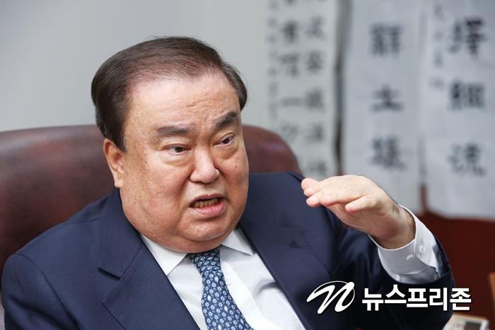 문희상, 박병석 꺾은 문희상은 누구?