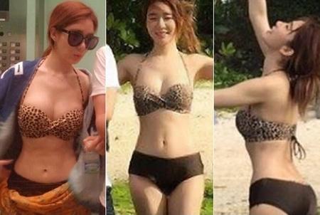 '선다방' 유인나, '글래머 몸매' 뽐낸 비키니 자태 '시선 강탈'