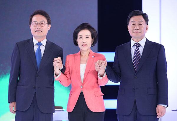 '4차산업 교육, 이렇게!' 서울시 교육감 후보 3인 3색 공약