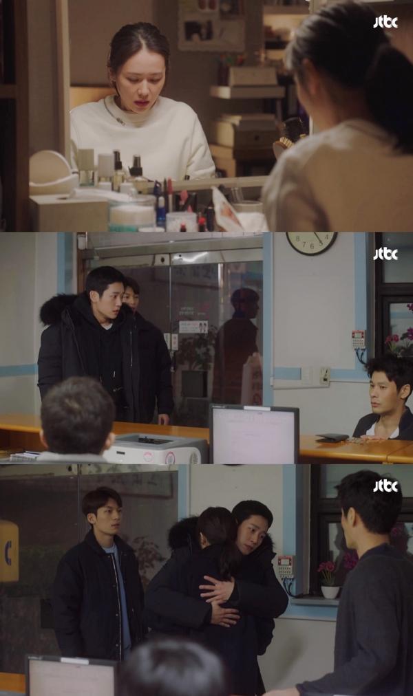 '예쁜 누나' 손예진♥정해인, 비밀 연애 들통… 최고 시청률 8.5% 달성