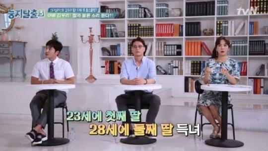 """'둥지탈출3' 김우리 딸 등장에 박미선 """"오해받겠다"""""""