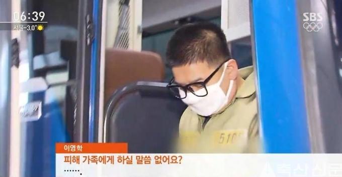 """'어금니 아빠' 이영학, 과거 딸에게 전한 '옥중 편지' 내용 화제…""""2심서 싸울 것"""""""