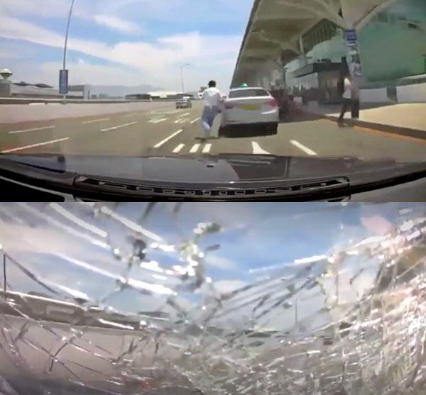 김해공항 사고, 브레이크 안 밟은 이유는? … 英 운전부주의 사고내면 최고 종신형