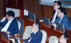 '침묵의 혈투' 김명수 인준 본회의…298명 전원 참석 총력전(종합)