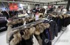 주말 백화점 겨울 인기상품 패딩·외투 최대 60% 할인판매