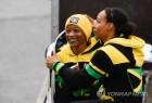 """[올림픽] '썰매 문제' 시달리는 자메이카 여자 봅슬레이 """"집중 또 집중"""""""