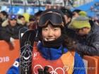 """[올림픽] 첫 올림픽 마친 17세 소녀 장유진 """"더 잘하고 싶었는데…엉엉"""""""