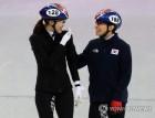 [올림픽] 곽윤기와 김아랑