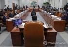 정치 실종된 '정치개혁소위'…광역의원 정수조정 또 실패