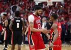 NBA 뉴올리언스, PO 2회전 진출…포틀랜드에 4연승종합