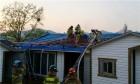 강원 횡성서 주택 화재…460여만원 피해
