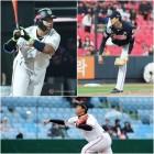 KBO 신인상 경쟁 구도 재편…강백호·서균·윤성빈 3파전