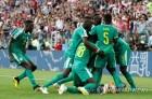 -월드컵- '어게인 2002' 세네갈, 세계 8위 폴란드 꺾고 돌풍 예고종합