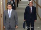 입장하는 김명수 대법원장