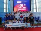 핀수영 간판 이관호, 세계선수권대회서 동메달 추가