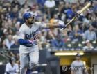 켐프 연타석 홈런·우드 6승…다저스, 밀워키 완파