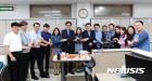충남대 '직원 愛 전달' 프로젝트··· 오덕성 총장, 직원들 간식 격려