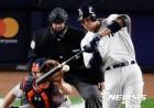 [MLB]'저지 쐐기 3점포' 양키스, ALCS 2연패 뒤 반격의 첫 승