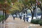 대구·경북 주말 흐리고 쌀쌀…일요일 곳에 따라 비