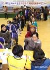 하노이 한국국제학교에서 펼쳐진 의료 봉사