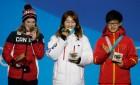 [메달현황]2018 평창동계올림픽, 19일 오후 5시