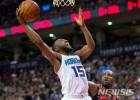 NBA 샬럿, 멤피스에 61점차 대승…팀 역대 최다 점수차