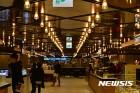 신세계백화점 마산점, '고메스트리트' 오픈 1주년 행사