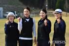 장혜진·김우진…양궁대표팀, 가자 '현대 월드컵' 1차대회