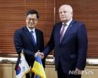 """김동연, """"우크라이나와 경제발전·교류협력 증대돼야"""""""