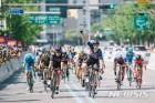 세계 건각들 집합, 도로 사이클 대회 '투르드코리아' 팡파르