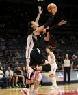 WNBA 박지수, 인디애나전 6득점 4리바운드