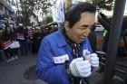 '이명박 구속을 바라는 시민들' MB 구속 퍼포먼스