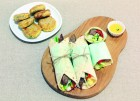 [And 라이프] 가래떡롤·잡채호떡… 설에 남은 음식, 이색요리로 변신