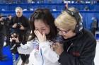 '동메달' 일본 컬링 대표팀, 포상금 대신 '쌀 6t' 받는다