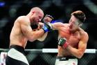[단독] 복싱보다 짧고 화끈… UFC에 빠진 한국