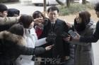안광한 전 MBC 사장 검찰 출석, '사장급' 첫 소환
