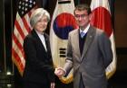 한일 외교장관, 뉴욕서 양자회담…북핵 등 협의