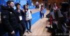 [사진]민유라-겜린, '올림픽 스타와 함께'