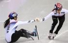 [다시보는 올림픽] ②한국 '쇼트트랙 강국' 입증…대부분 종목에서 메달