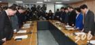 선거 후 첫 고위당정청협의…민생·경협 등 논의
