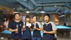 ACE포켓볼 스카치대회 배수빈·임남형 우승